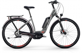 Centurion E-Fire City R640.26 Coaster (2018)